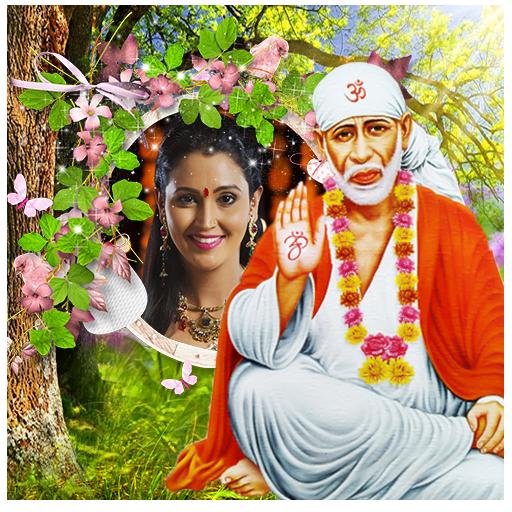 Sai Baba Photo Frames
