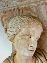 Photo: Apollonia Museum - Grave stelae