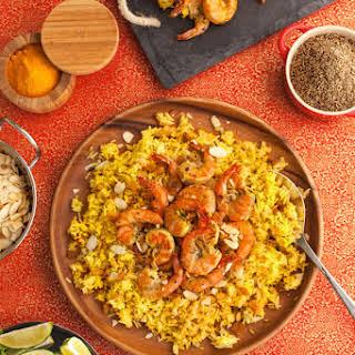 Indian Seafood Biryani Recipes.