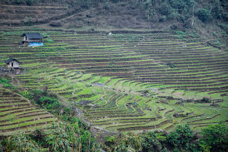 Photo: Sapa-Hochland, Vietnam