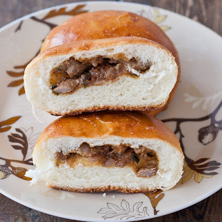 Chinese Style Meat Buns Recipe