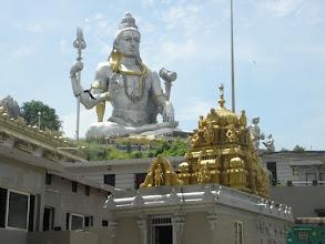 Photo: Statue of Shiva at Murudeshwara Temple