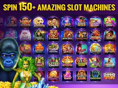 House of Fun Slots Casino for PC-Windows 7,8,10 and Mac apk screenshot 1