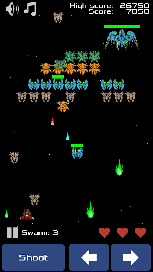 Alien Swarm / Alien Shooter- screenshot