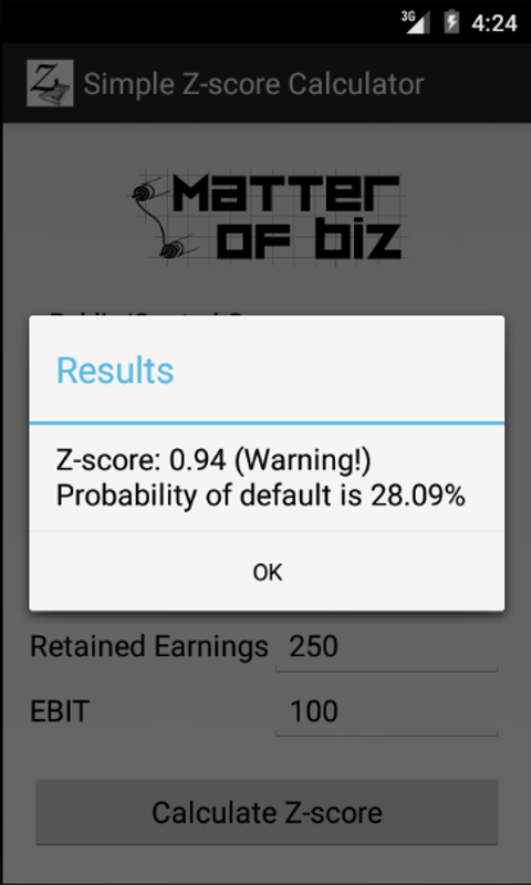 how to find z score on calculator