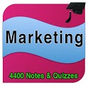 Marketing 4400 Study Notes,Concepts & Quizzes icon
