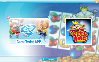 Screenshot of Reel King™ Slot