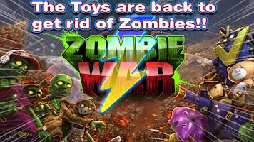 Screenshot of Zombie War