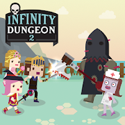 Infinity Dungeon 2 VIP - Summoner Girl and Zombies