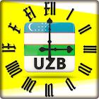 Время в Узбекистане icon