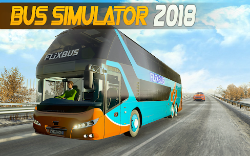 Bus Simulator : Bus Hill Driving game 3