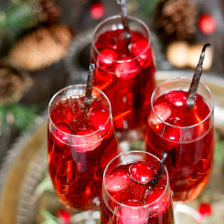 Champagne And Cranberry Juice And Vodka Recipes