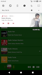 Persian Radio Live – Internet Stream Player 5