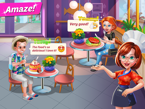 Kitchen Diary: Casual Cooking & Chef Games 2020 2.0.2 screenshots 12