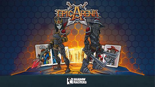 Epic Arena v1.5.8 MOD 1