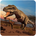 T-Rex Survival Simulator icon