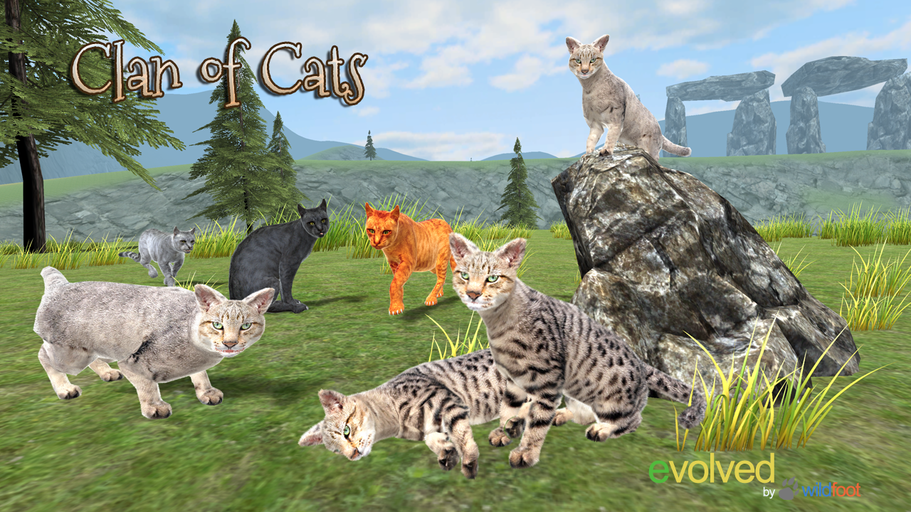 Clan of Cats  Android Apps on Google Play
