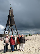 Photo: An der Kugelbake in Cuxhaven