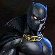 Panther Super Hero Crime City Battle Avenger Team