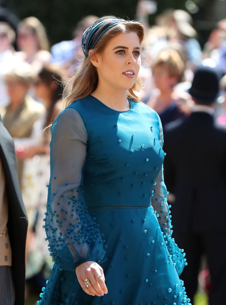 Princess Beatrice.