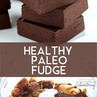 Healthy Paleo Fudge Recipe