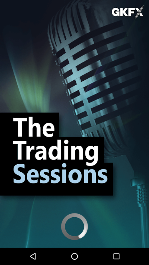The GKFX Trading Sessions- screenshot
