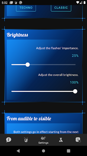 Prismify - perfect sync for Philips Hue & Spotify screenshot 7
