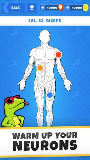 94 Degrees: fun trivia quiz apkbreak screenshots 1