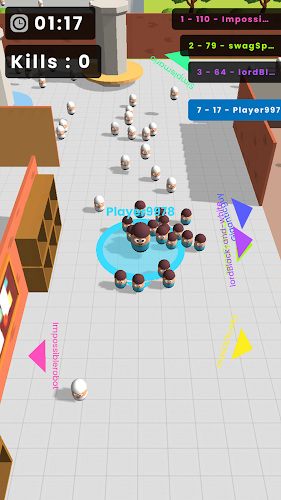 Popular Wars Android App Screenshot