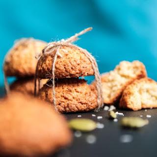 Cardamom & Coconut Cookies.