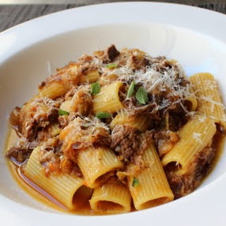 Rigatoni alla Genovese – Maybe the Best Meat Sauce You've Never Heard Of