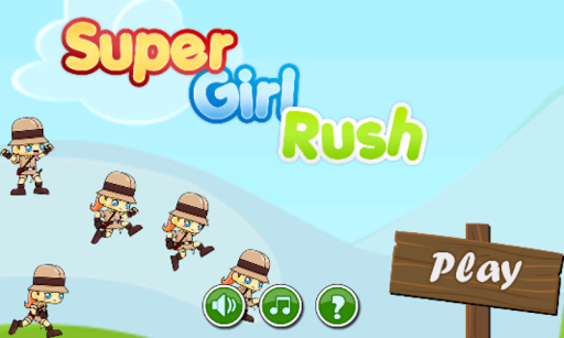 Super Girl Rush