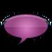Pink Messenger icon