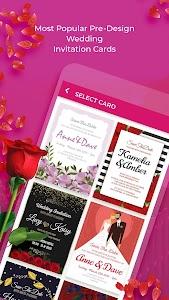 Wedding Invitation Card Maker Creator Rsvp 1 1 1