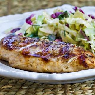 Very Greek Grilled Chicken.