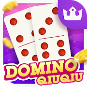 Domino QiuQiu · 99 : Online : Happy Room Bandar