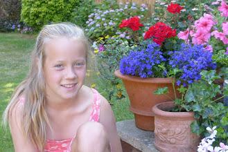 Photo: In the garden