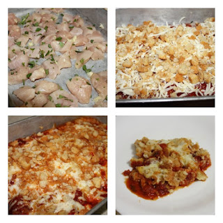 Chicken Parmesan Without Tomato Sauce Recipes