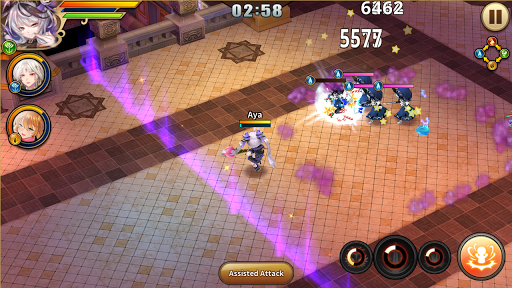 Sacred Sword Princesses screenshot 9