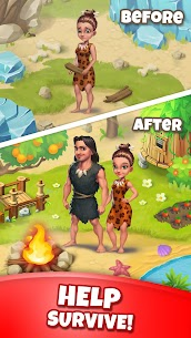 Tribe Blast: Puzzle Story Mod Apk (Unlimited Money) 5