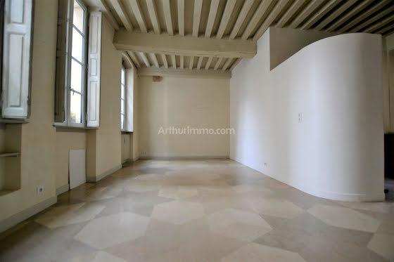 Vente appartement 2 pièces 54,76 m2