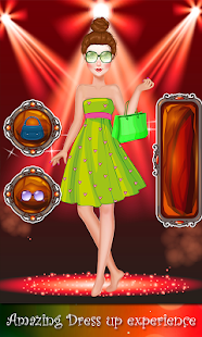 Royal Princess Makeover & Barbie Dress Up Game - náhled