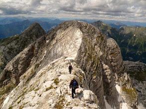 Photo: na grebenu