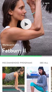 Asana Rebel - Yoga Inspired Fitness- screenshot thumbnail