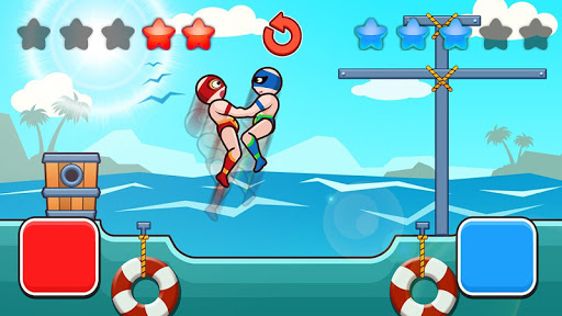 Wrestle Funny - 2017 wrestle games free funny 3.1.1 screenshots 2