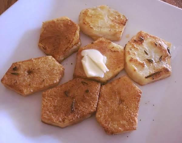Fresh Herbed Roasted Potatoes Recipe