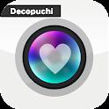 "Stylish Camera App""Decopuchi"" icon"