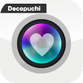 "Stylish Camera App""Decopuchi"""