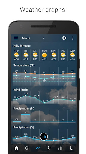 3D Flip Clock & Weather 5.77.0.2 screenshots 8