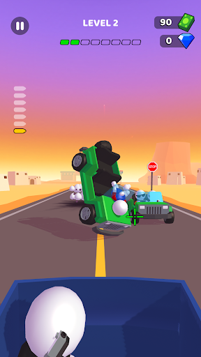 Rage Road screenshot 2
